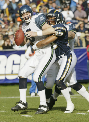 Releasing Rodney Harrison (37) haunted the Chargers for years.