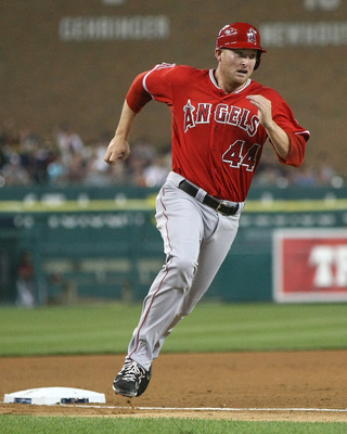 Trumbo is part of a deep Angels offense.