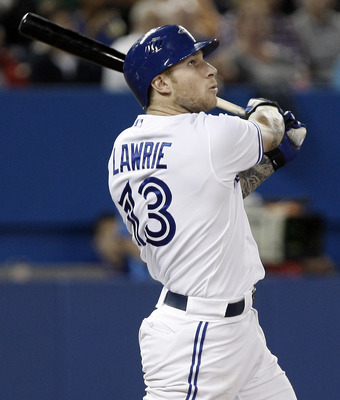 Lawrie should benefit from playing in a deep Blue Jays lineup.