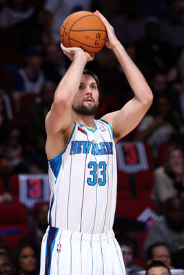 Ryan Anderson, who has spent five years in the league, has the ability to develop into a top starting power forward.