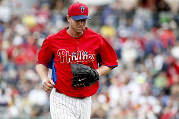 With velocity topping off in the 86-88 MPH range, the Phillies might have real concerns when it comes to Halladay.