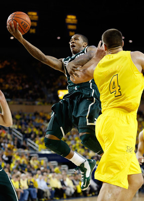 Keith Appling can deliver a dagger -- it's just a matter of when and where.
