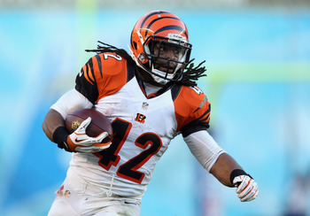 BenJarvus Green-Ellis is solid, but Gio Bernard would add another dimension to the Bengals.