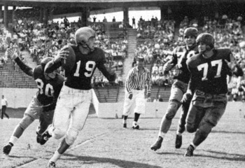 Baylor at Houston in 1952.