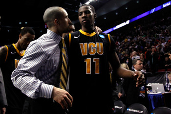 Head Coach, Shaka Smart, has proven to thrive in the spotlight of the NCAA Tournament.