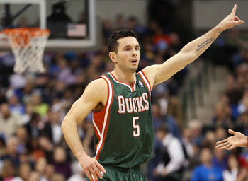 J.J. Redick has been a consistent scorer off the bench.