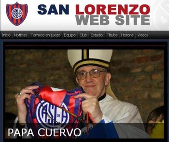 Courtesy of San Lorenzo Website