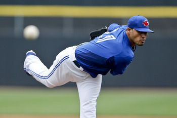 If Casey Janssen is unable to return, Sergio Santos will start the season as the Blue Jays closer.