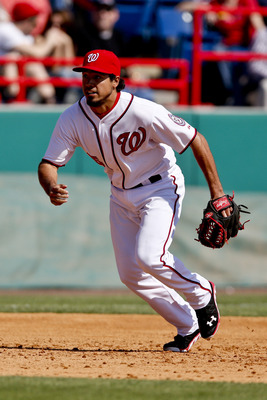 Anthony Rendon opened a lot of eyes before being optioned to the minors by the Washington Nationals.