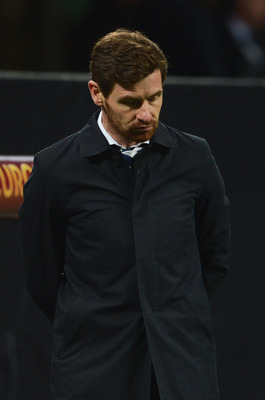 Andre Villas-Boas got lucky in the end.