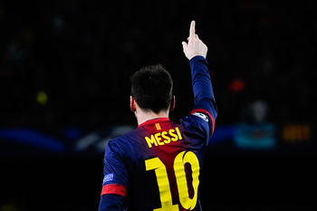 Messi's performance against Milan underlined his importance for Barca