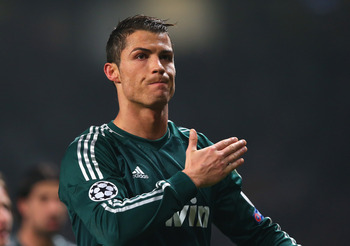 Ronaldo's role in dumping out former club Manchester United was key