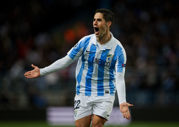 Isco has been a revelation this season, as have Malaga