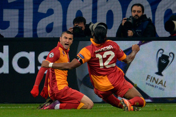Yilmaz and Galatasaray are doing things the hard way