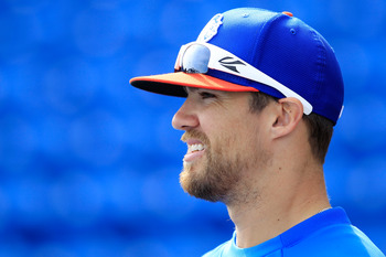 For Mets outfielder Colin Cowgill, the future may be bright enough for him to don his shades.