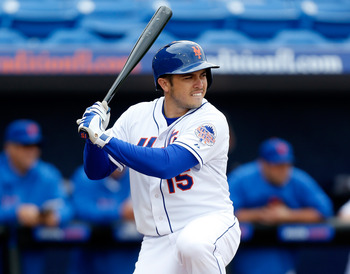 Catcher Travis d'Arnaud came to New York when the Mets unloaded R.A. Dickey to Toronto.
