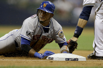 Jordany Valdespin can land on his groin now without pain. Who'd be crazy enough to play without a cup, anyway?