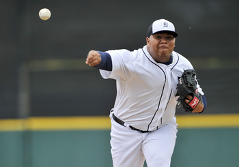 Detroit is reluctant to fully trust Bruce Rondon.
