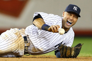 Derek Jeter injured his ankle in October and hasn't fully recovered.