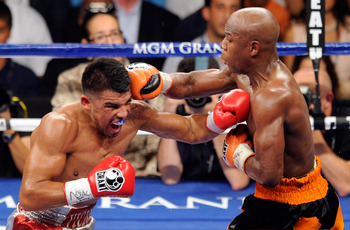 Mayweather vs. Ortiz