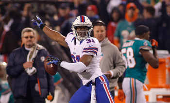 Buffalo managed to retain Jairus Byrd, but the positives end there.