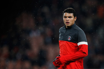 PSG have build their own fantasy football team around Thiago Silva.