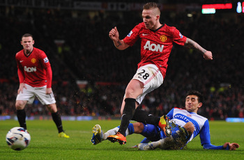 Rooney and Alexander Buttner