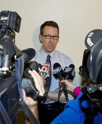Sam Presti earned himself a lottery pick despite his team being a championship contender.