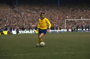 The great Alan Hudson in his Arsenal days