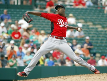 Aroldis Chapman's role in 2013 will have an impact on the Cincinnati Reds' chances for success.