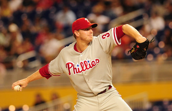 Phillies starter Roy Halladay will look to bounce back from his worst season in years.