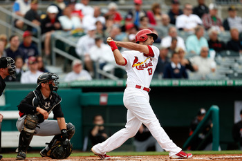 Matt Carpenter could be a difference-maker in the Cardinals offense in 2013.