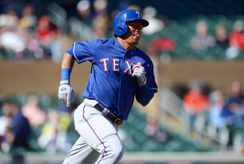 Cuban outfielder Leonys Martin could be a major factor for the Texas Rangers offense in 2013.
