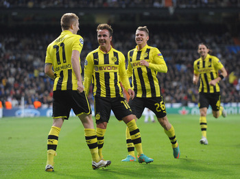This Dortmund team oozes exciting, young talent