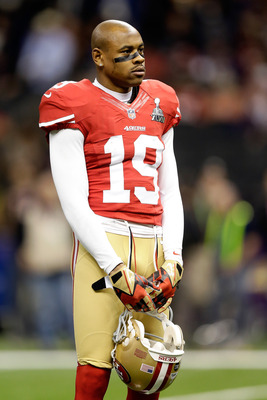 Ted Ginn, Jr was part of a Super Bowl participant in 2012.  He will bring his services to the Panthers in 2013.