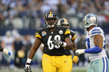 Kelvin Beachum is currently slated as the top backup at tackle and guard for 2013.
