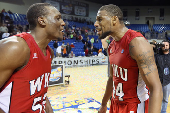 The Hilltoppers have a tall task in the Jayhawks.