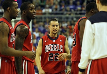 The Rebels win the SEC title and get a 12 seed.