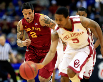 The Sooners got in despite losing to fellow bubble team Iowa State.