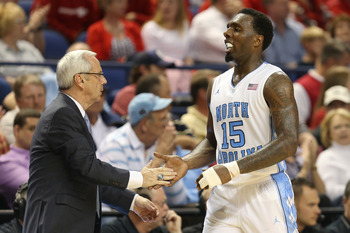 The Heels are seeded very low after reaching the ACC title game.