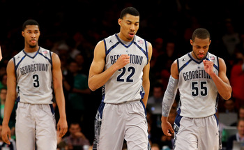 The Hoyas may have the nation's most talented player.