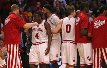 The Hoosiers are once again a top seed.