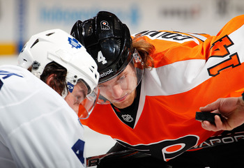 Sean Couturier is a stable penalty killer for the Flyers.