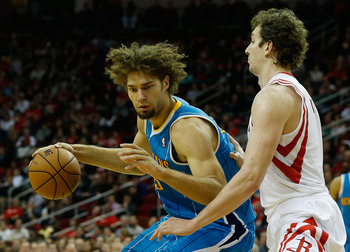 Robin Lopez is in the midst of a career year.