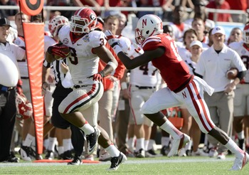 Todd Gurley and the Dawgs came within five yards of the BCS title game.