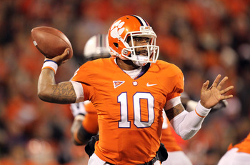 Heisman contender Tajh Boyd looks to lead the Tigers to glory.
