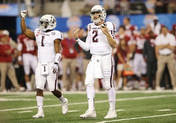 Despite key departures, the Aggies maintain Manziel and one of the most dangerous rosters in the country.