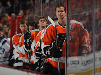 The Edmonton Oilers would benefit from the addition of a player like Chris Pronger.