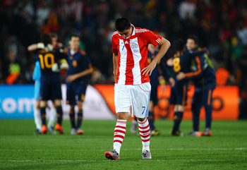 Paraguay are World Cup regulars but face missing out this time around