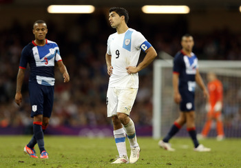 Suarez is another talent in danger of not making it to Brazil